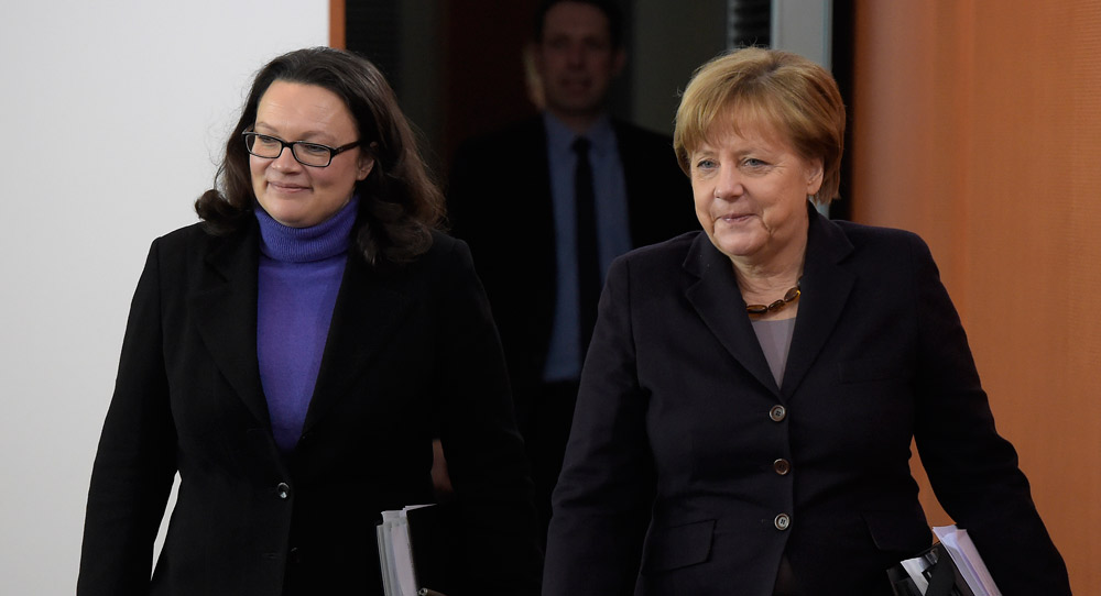 For Germany, Stability Trumps Ambition