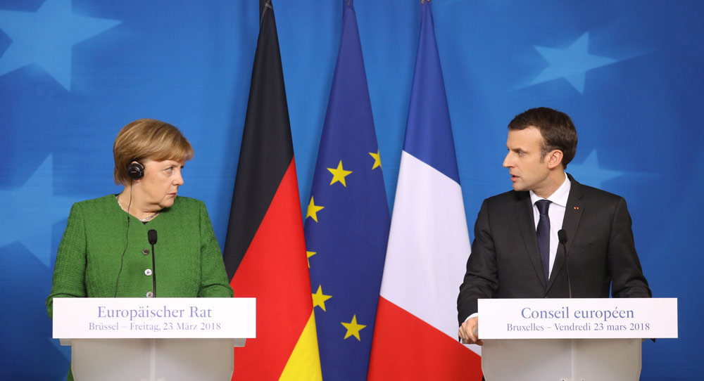 Franco-German Differences Over Defense Make Europe Vulnerable