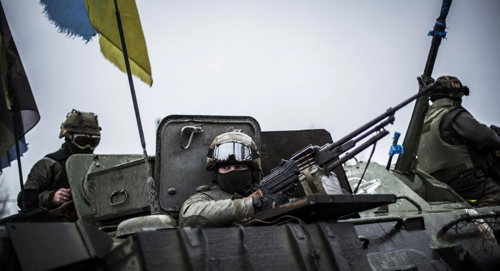 Ukraine's New Military Engagement in the Donbas