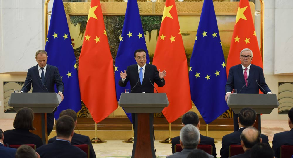 Trump Provides China an Opening in Europe