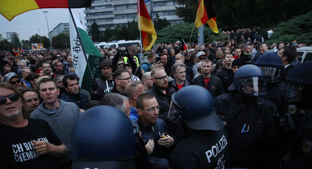Germany's Chemnitz Problem