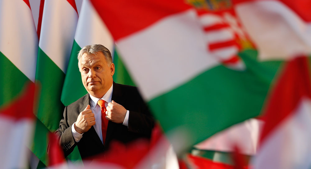 Viktor Orbán's Survival Games