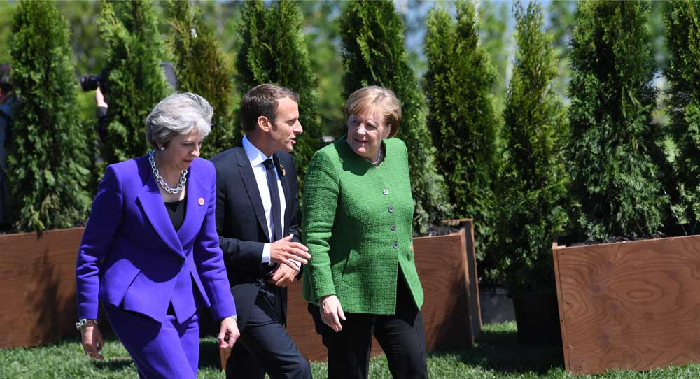 "Europe's Big Three ""M""s Weaken the EU"