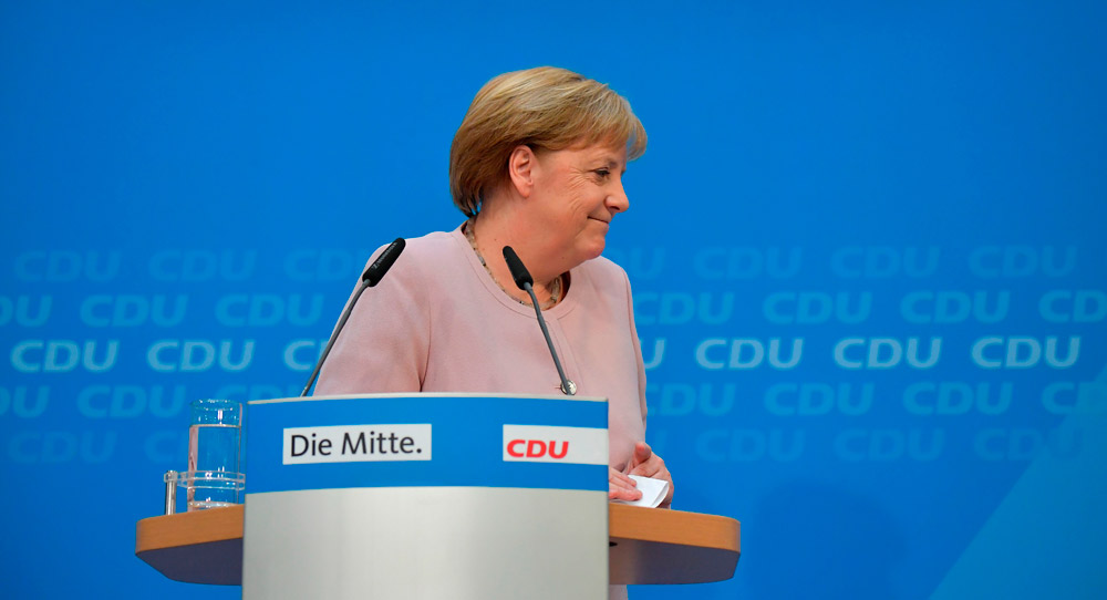 Judy Asks: Is Germany's Political Crisis Dangerous for Europe?