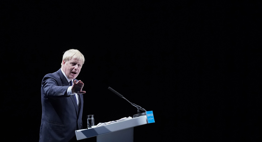 When Unstoppable Boris Meets Impassable Brexit