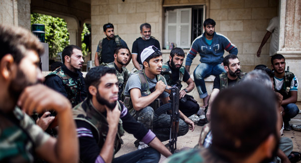The Syrian Opposition's Leadership Problem