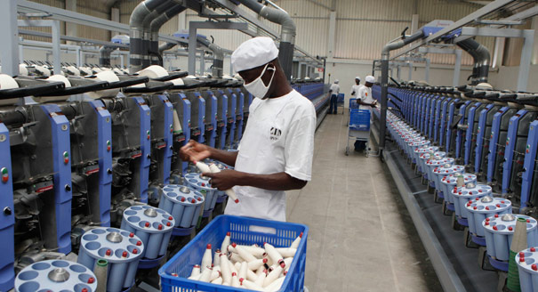 The Impact of Asian Investment on Africa's Textile Industries