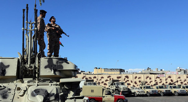 Can Washington Help Avert Libya's Downward Spiral?