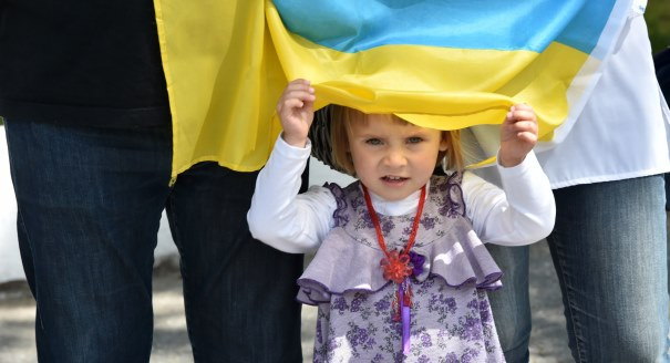 Ukraine and the New Divide