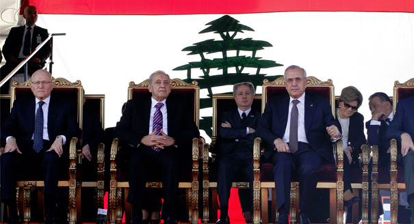 Lebanon's Precarious New Government