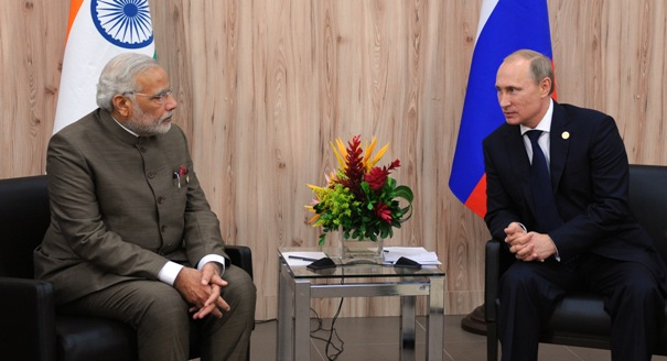 The New Indian Authorities Know Russia Firsthand