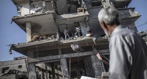 What the Gaza War Means for the Middle East