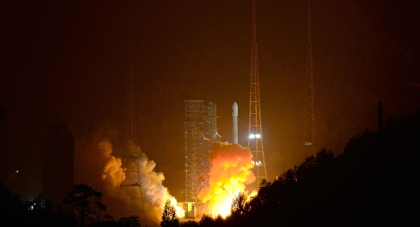 China's counterspace program