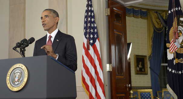 Obama's Strategic Gambles in Syria and Iraq