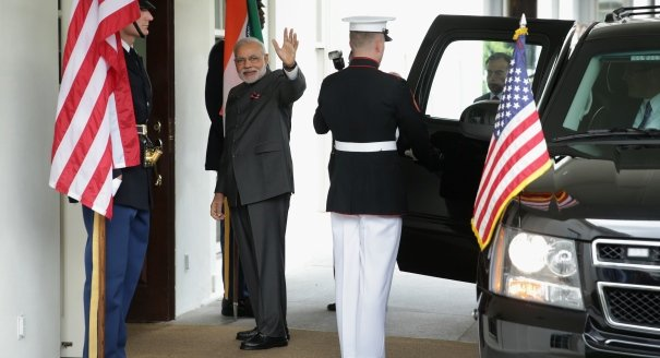 Should Russia Worry About Modi's U.S. Visit?