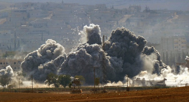 Strategic Cynicism in Kobani