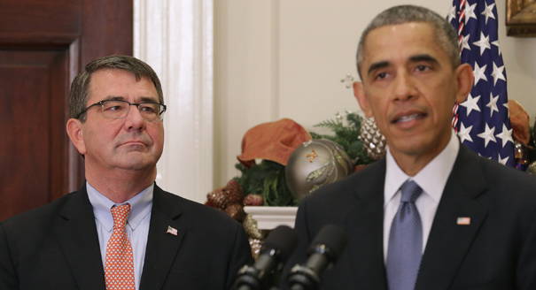 Ash Carter vs. Barack Obama's Yogi Berra Foreign Policy