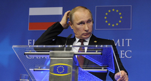 Putin; Russia; European Union