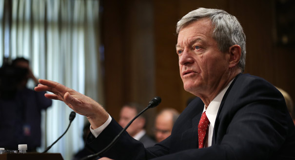 Baucus Can Bring China to Congress