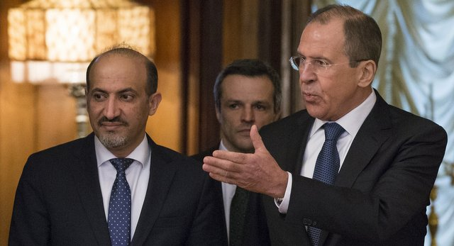 Russia Fails to Sway the Syrian Opposition