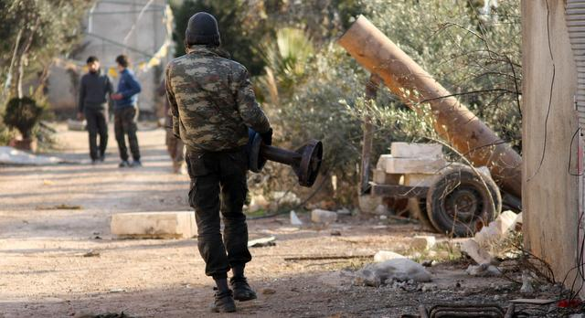 A Christian Militia Splits in Qamishli