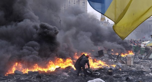 Ukraine on Edge