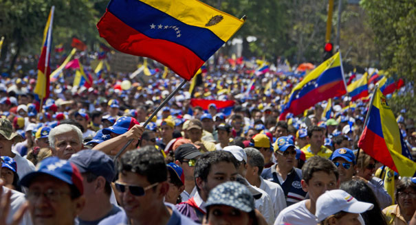 Can the United States Play a Role in Venezuela?
