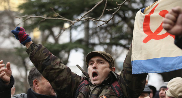 Crimea Crisis: Three Lessons From the Caucasus