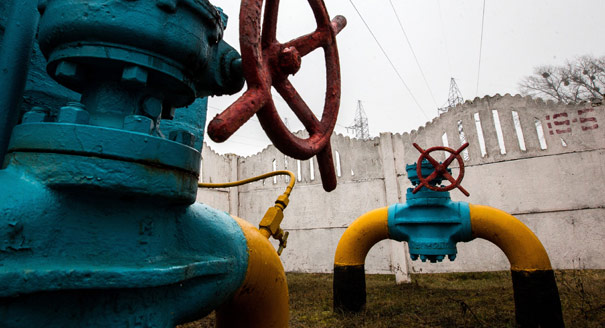 Russia; Ukraine; Pipeline; Gas