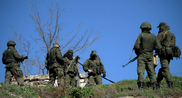 The Use of Russia's Military in the Crimean Crisis