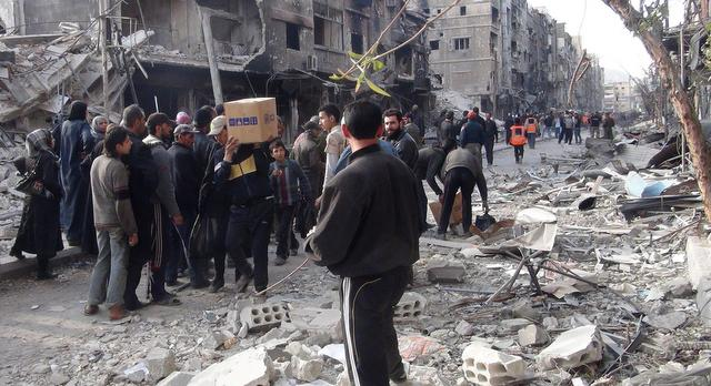 Yarmouk Ceasefires Have Brought No Reconciliation