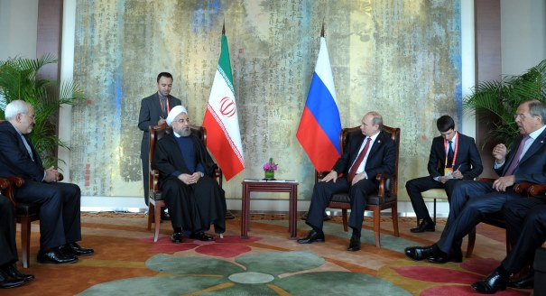 Iran, Russia, and the Ukrainian Crisis