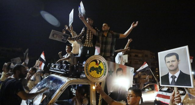 Syria's Phony Election: False Numbers and Real Victory
