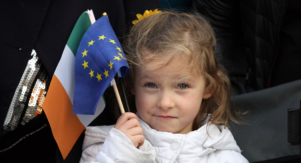 Judy Asks: Ireland Saved Itself, But Can It Save Europe?