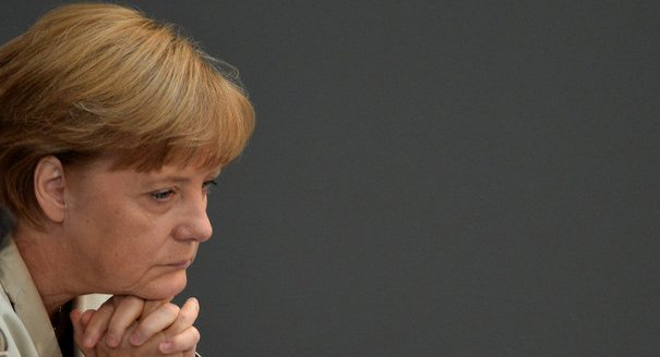 Can Merkel Now Sell Inflation to the Germans?