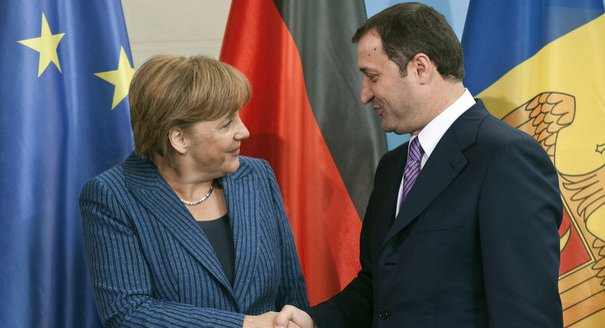 Can Merkel End Russian Meddling in Moldova?