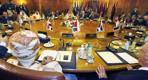 Diplomacy in the Middle East: Arab Allies Push Their Own Agendas