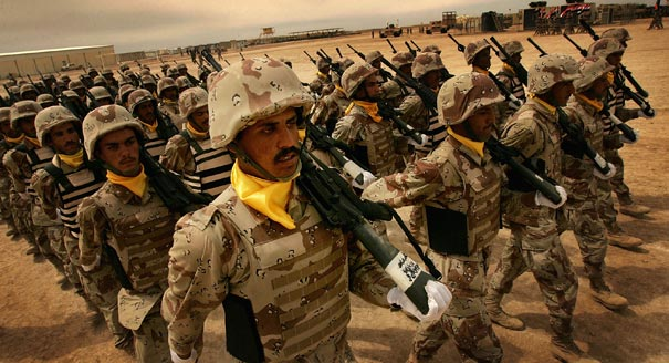 The National Guard in Iraq: A Risky Strategy to Combat the Islamic State
