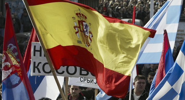 Spain Will be Forced to Choose
