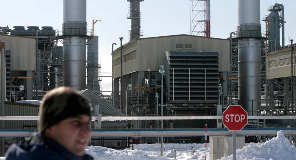 A Russian Solution to Europe's Energy Problem