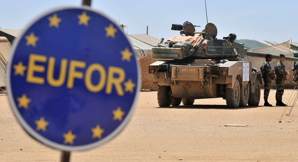 Europe: What Defense? An Interview with Graham Muir