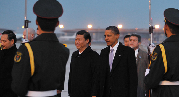 U.S.-China Summit: Time to Make History