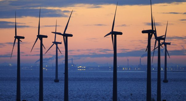 Wind powered smart grids for low-carbon cities. .
