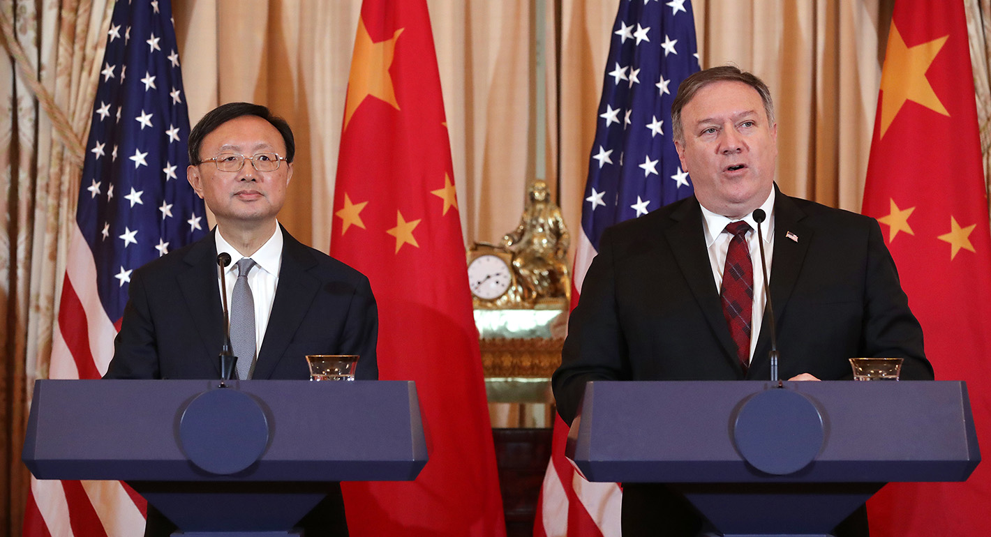 Four Principles to Guide U.S. Policy Toward China
