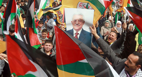 Legacy Time for Abbas
