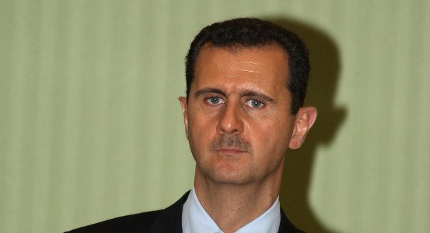 Assad Stands Alone