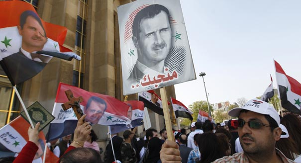 What Does Bashar al-Assad Want?