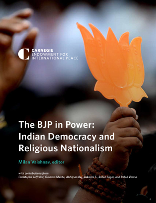 Religious Nationalism and India's Future - The BJP in Power