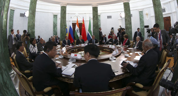 The BRICS and China's Networking Strategy for Social Power