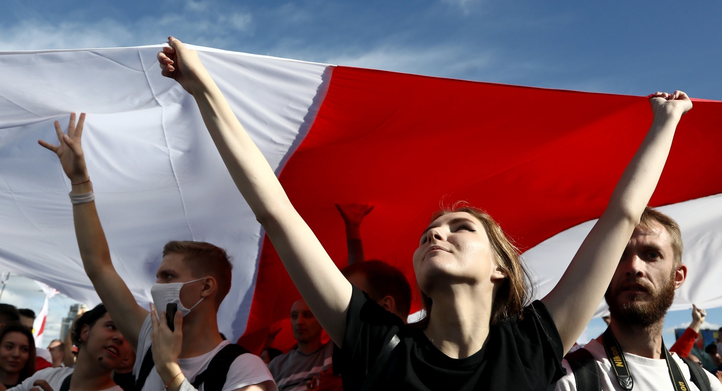 Belarus's New Age of Civic Activism Is Changing the Country
